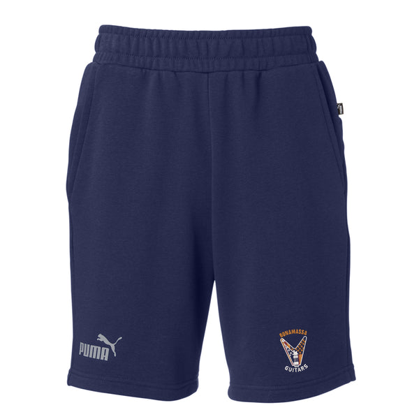 Peace Sign Puma Sport Essential Bermuda Short (Men) - Peacoat
