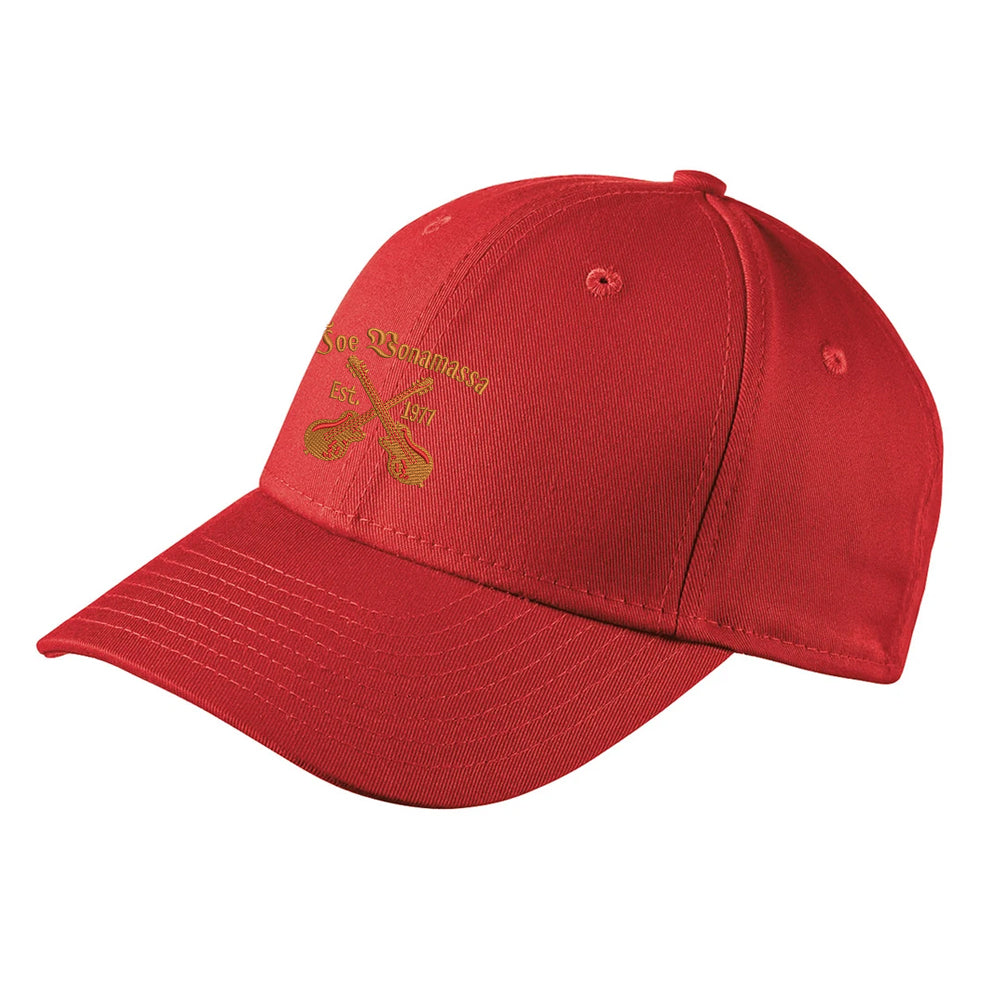 Always On The Road New Era Hat - Red