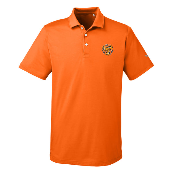 Always on the Road Flying V Puma Polo (Men) - Orange