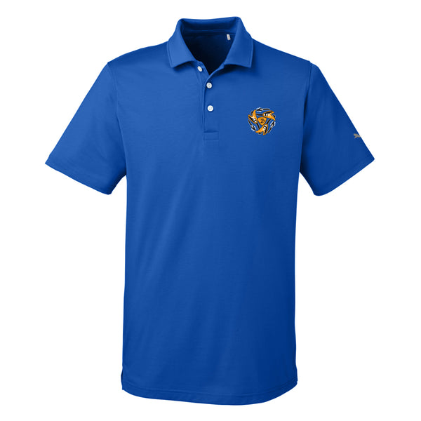 Always on the Road Flying V Puma Polo (Men) - Royal