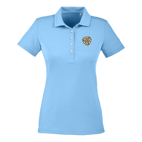 Always on the Road Flying V Puma Polo (Women) - Light Blue