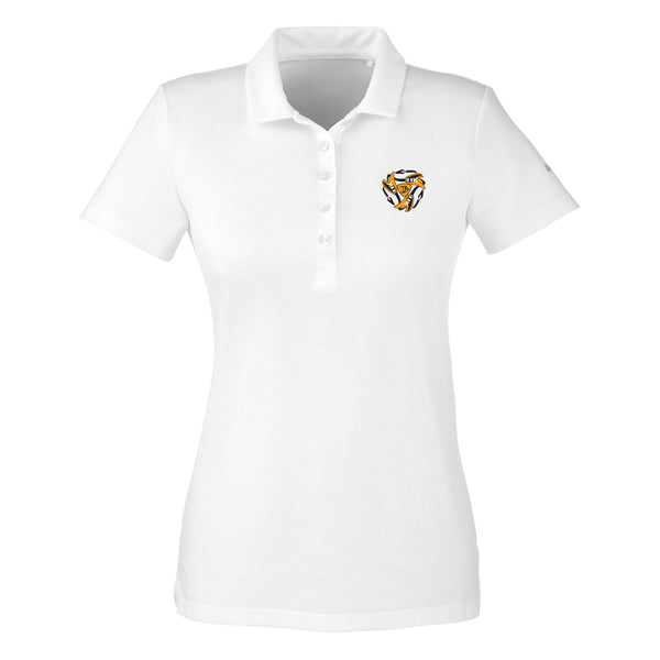 Always on the Road Flying V Puma Polo (Women) - White