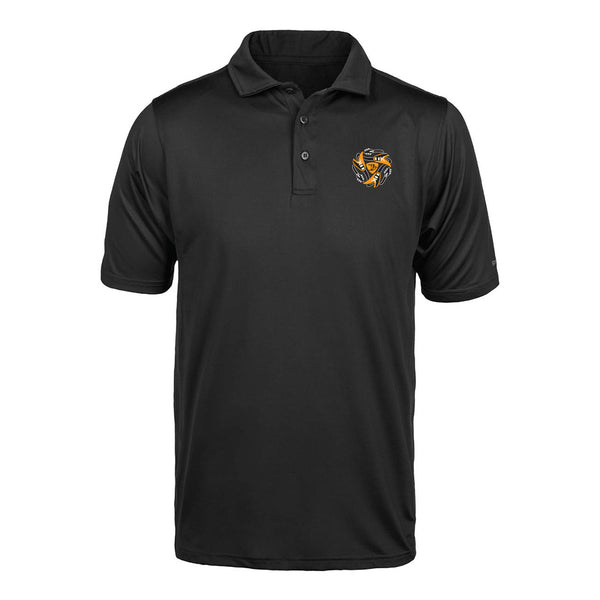 Always on the Road Flying V Reebok Cypress Polo (Men) - Black