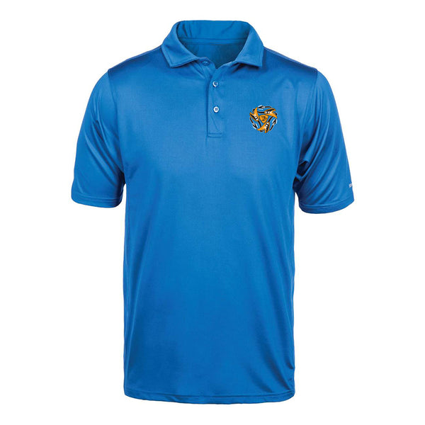 Always on the Road Flying V Reebok Cypress Polo (Men) - Royal