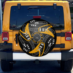 Always on the Road Tire Cover