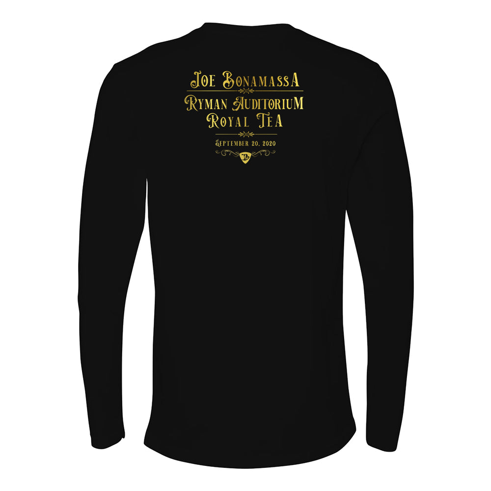 Royal Tea Album Cover Long Sleeve (Men)
