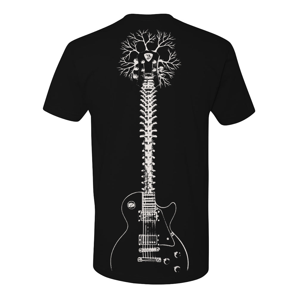 Blues is the Backbone of Music T-Shirt (Unisex)