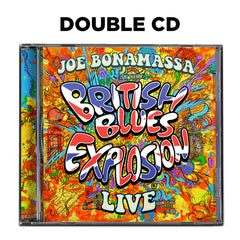 Joe Bonamassa: British Blues Explosion Live (CD) (Released: 2018)