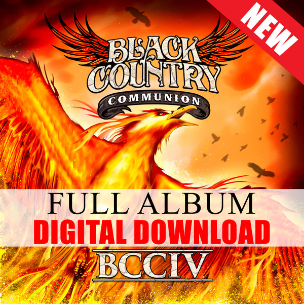 Black Country Communion: IV (Digital Album) (Released: 2017)