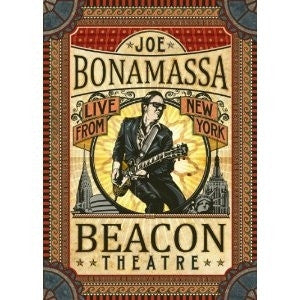 Live at the Beacon Theatre CD- Poster