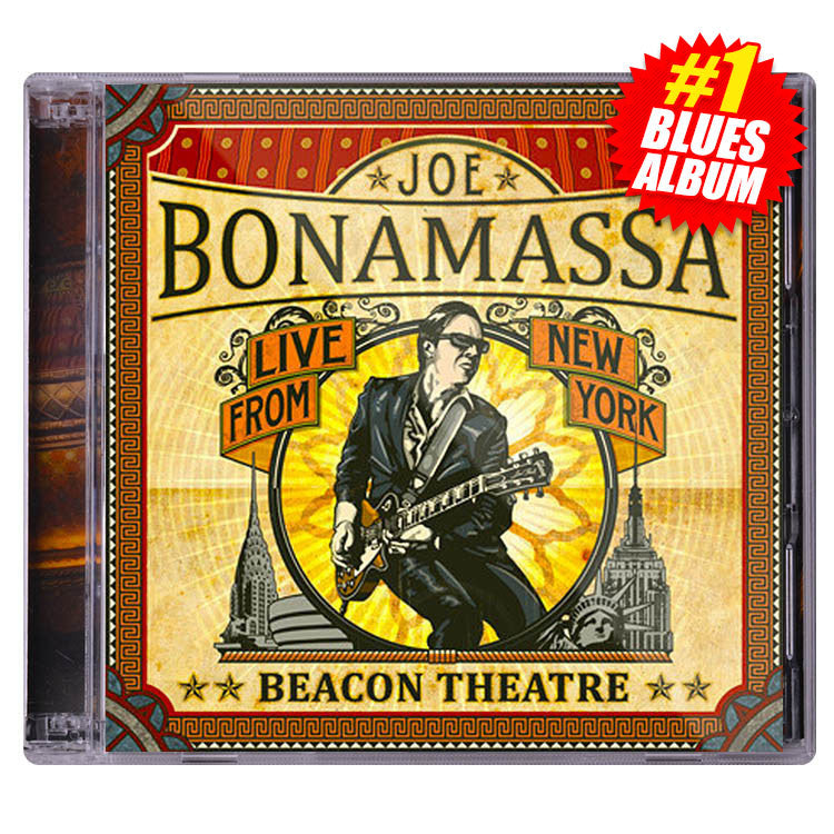 Joe Bonamassa: Beacon Theatre-Live From New York (Double CD) (Released: 2012)