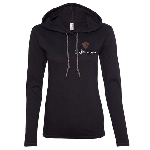 Beware of the Blues Hooded Long Sleeve (Women)