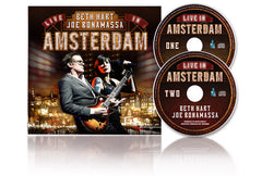 Beth Hart & Joe Bonamassa - Live In Amsterdam (CD)