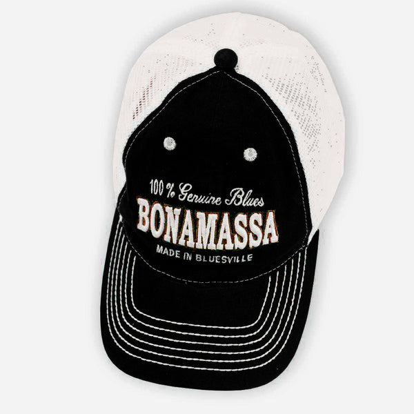Genuine Blues Hat (Black) - Bonamassa Custom Shop