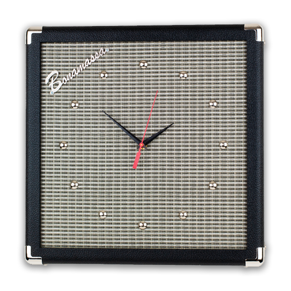 Bona-Fide Black Amp Replica – Clock