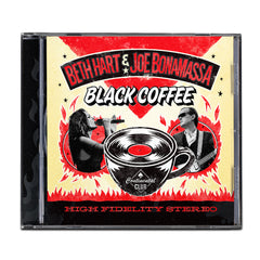Beth Hart & Joe Bonamassa: Black Coffee (CD) (Released: 2018)
