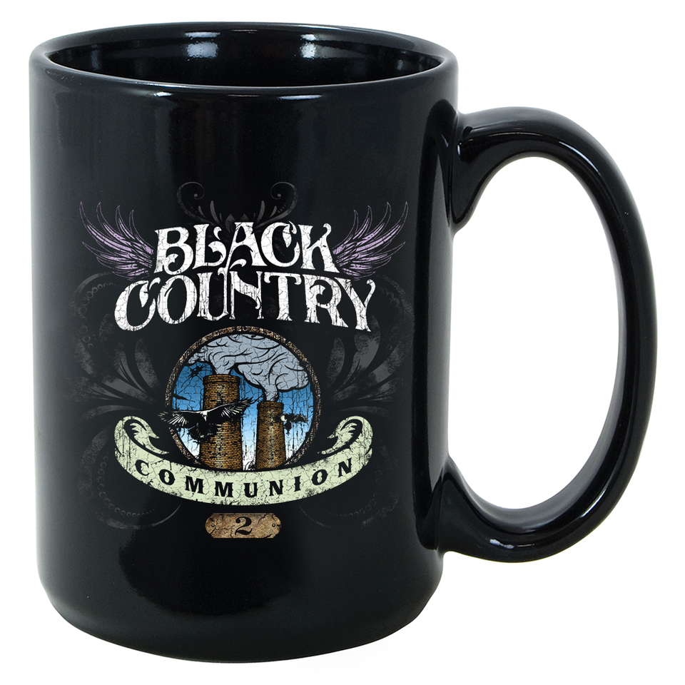 Black Country Communion 2 MUG