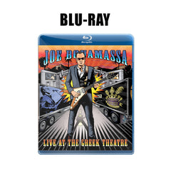 Joe Bonamassa: Live at the Greek Theatre (Blu-ray) (Released: 2016)
