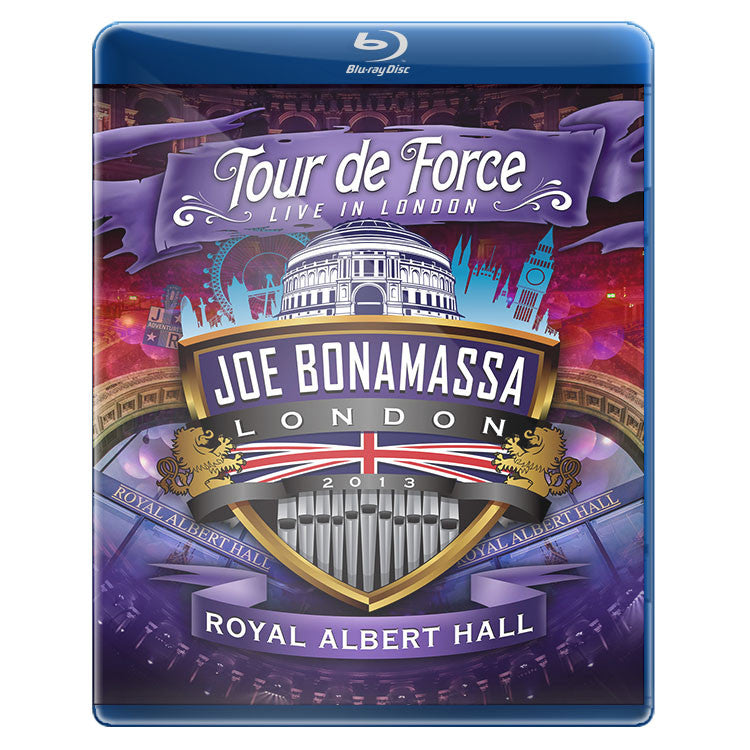 Tour de Force: Live In London - Royal Albert Hall (Blu-ray)