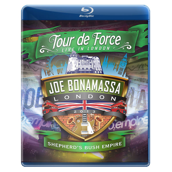 Tour de Force: Live In London - Shepherd's Bush Empire (Blu-ray)