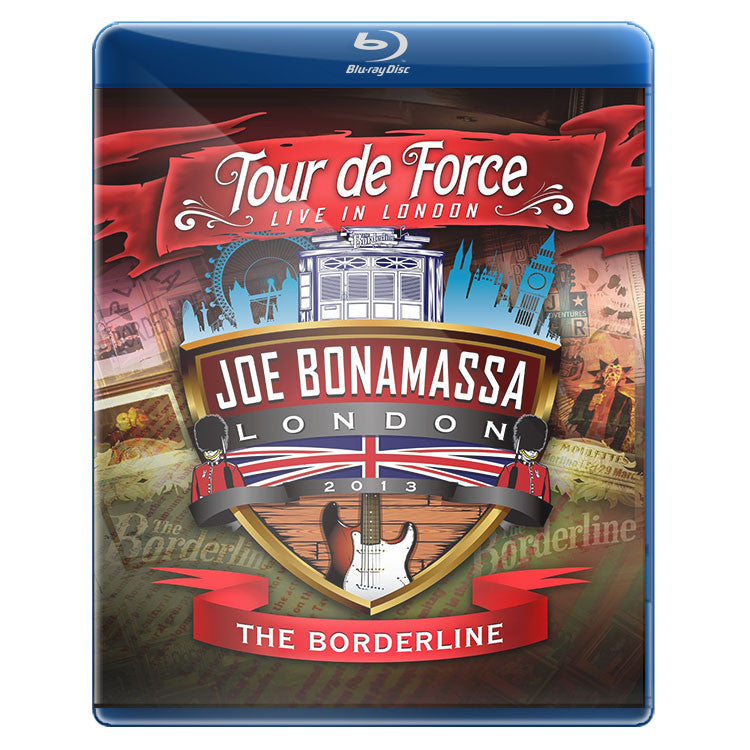 Tour de Force: Live In London - Borderline (Blu-ray)