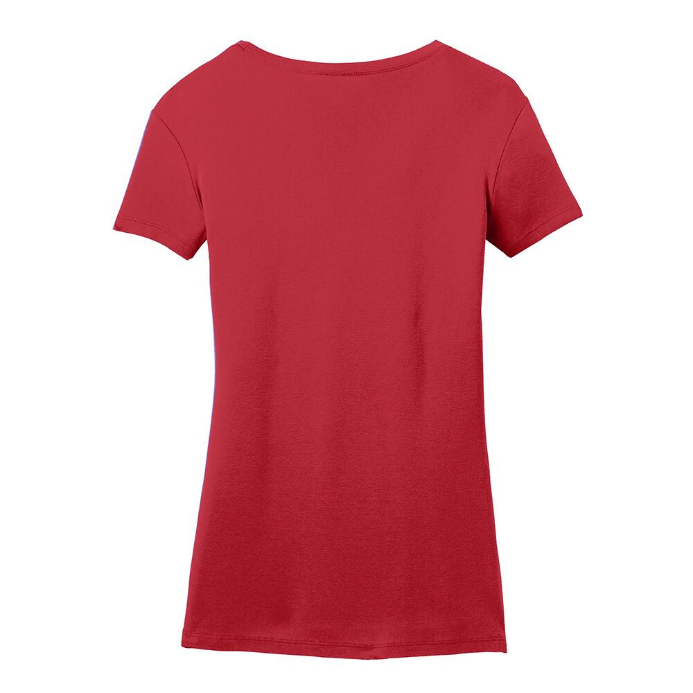 Bona-Bobber V-Neck (Women) - Red