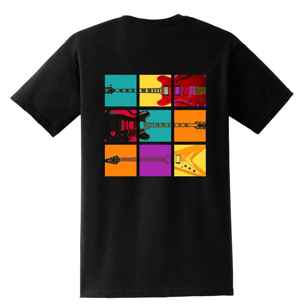 Tribut - Blues Art Pocket T-Shirt (Unisex)