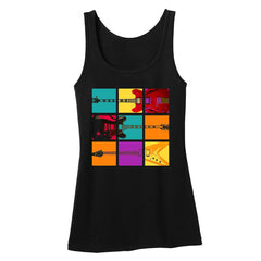Tribut - Blues Art Tank (Women)