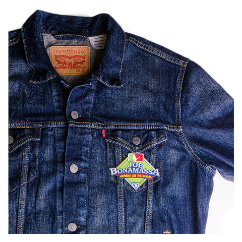 JB Blues Bambino Patch
