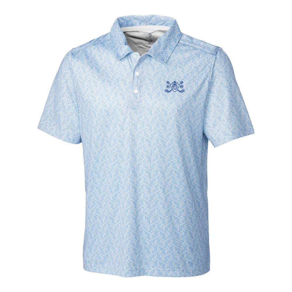 Blues Bogey Cutter & Buck Finn Polo (Men) - Atlas