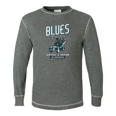Blues Garage Thermal (Unisex) - Charcoal