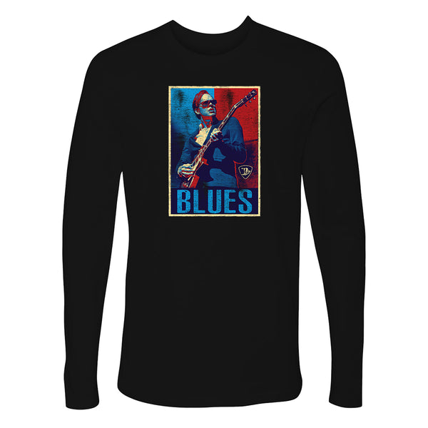 Blues Illustration Sleeve (Men)