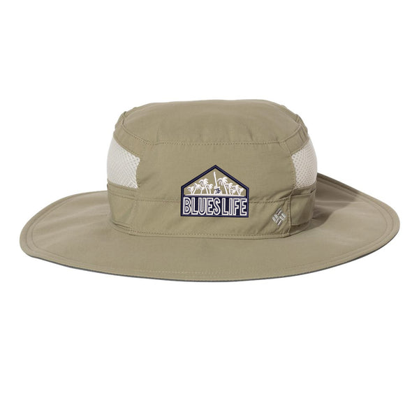 Blues Life Shield Columbia Booney Hat - Sage