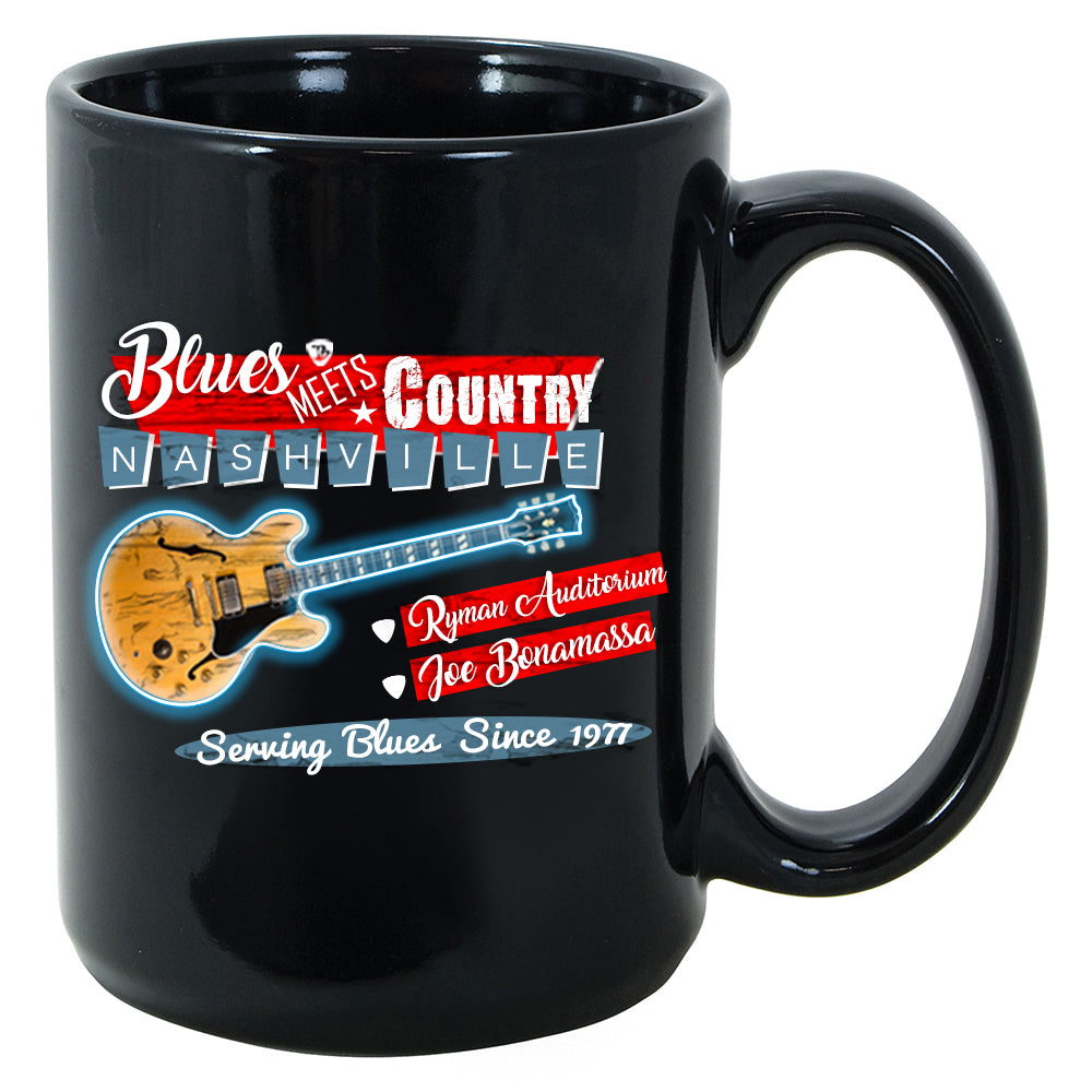 Blues Meets Country Mug