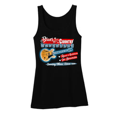 Blues Meets Country Tank (Women)
