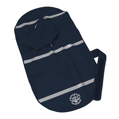 Blues Rock Doggie Rain Jacket - Navy