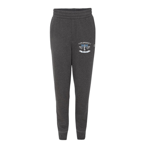 Blues Rock Guitar Logo Champion Jogger (Unisex) - Charcoal
