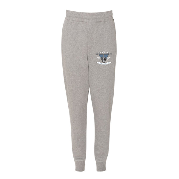 Blues Rock Guitar Logo Champion Jogger (Unisex) - Grey