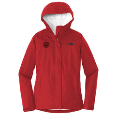 Blues Rock The North Face Rain Jacket (Women) - Red