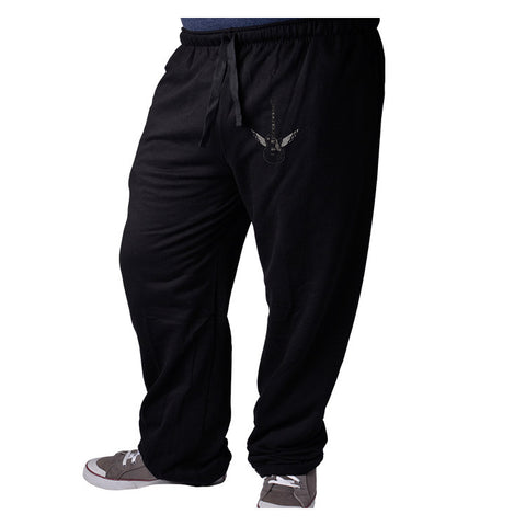 Blues Rock Lives Sweatpant With Pockets