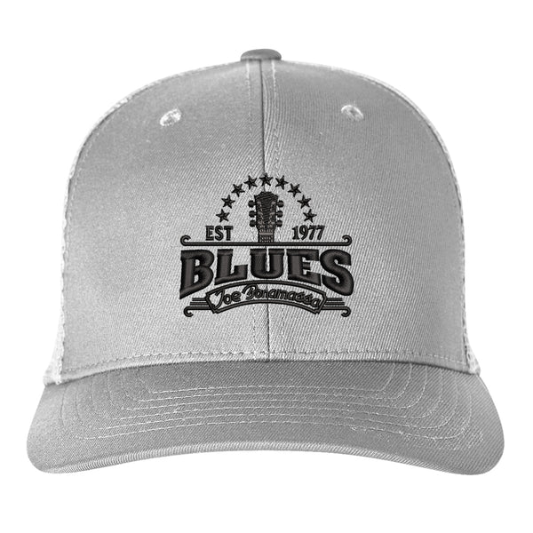 Blues Seal Puma Golf Snapback Trucker Cap - Quarry