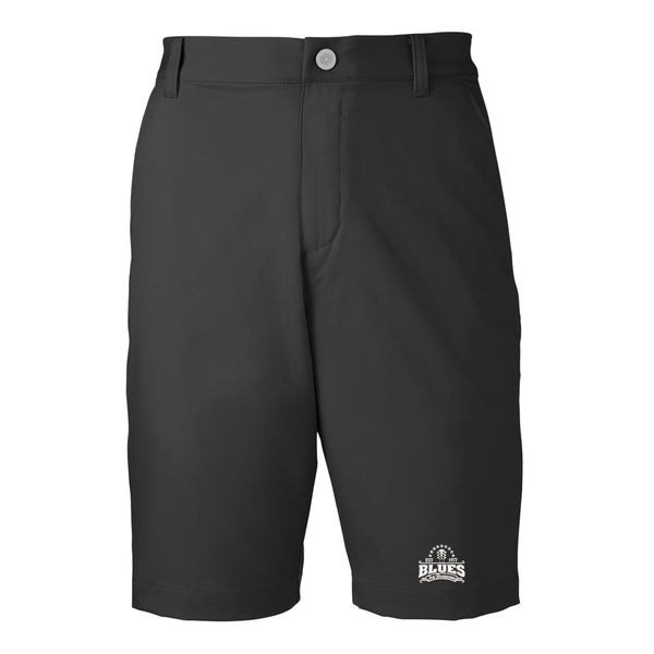 Blues Seal Puma Golf Tech Shorts (Men) - Black