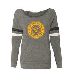 Bluesville University Sweatshirt (Women)