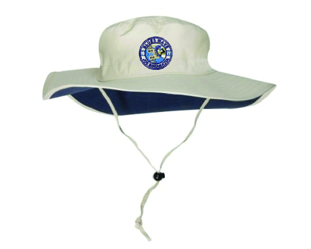 Blues Wave Outback Hat