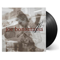 Joe Bonamassa: Blues Deluxe (Vinyl) (Released: 2003) - Hand-Signed