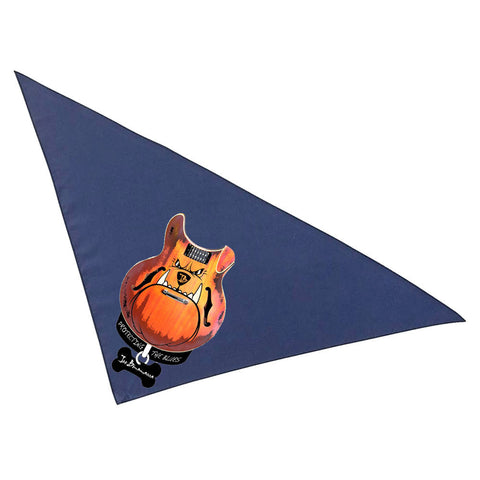 Blues Defender Bandana - Navy