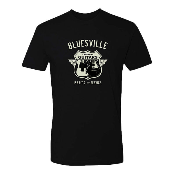 Bluesville Route T-Shirt (Unisex)