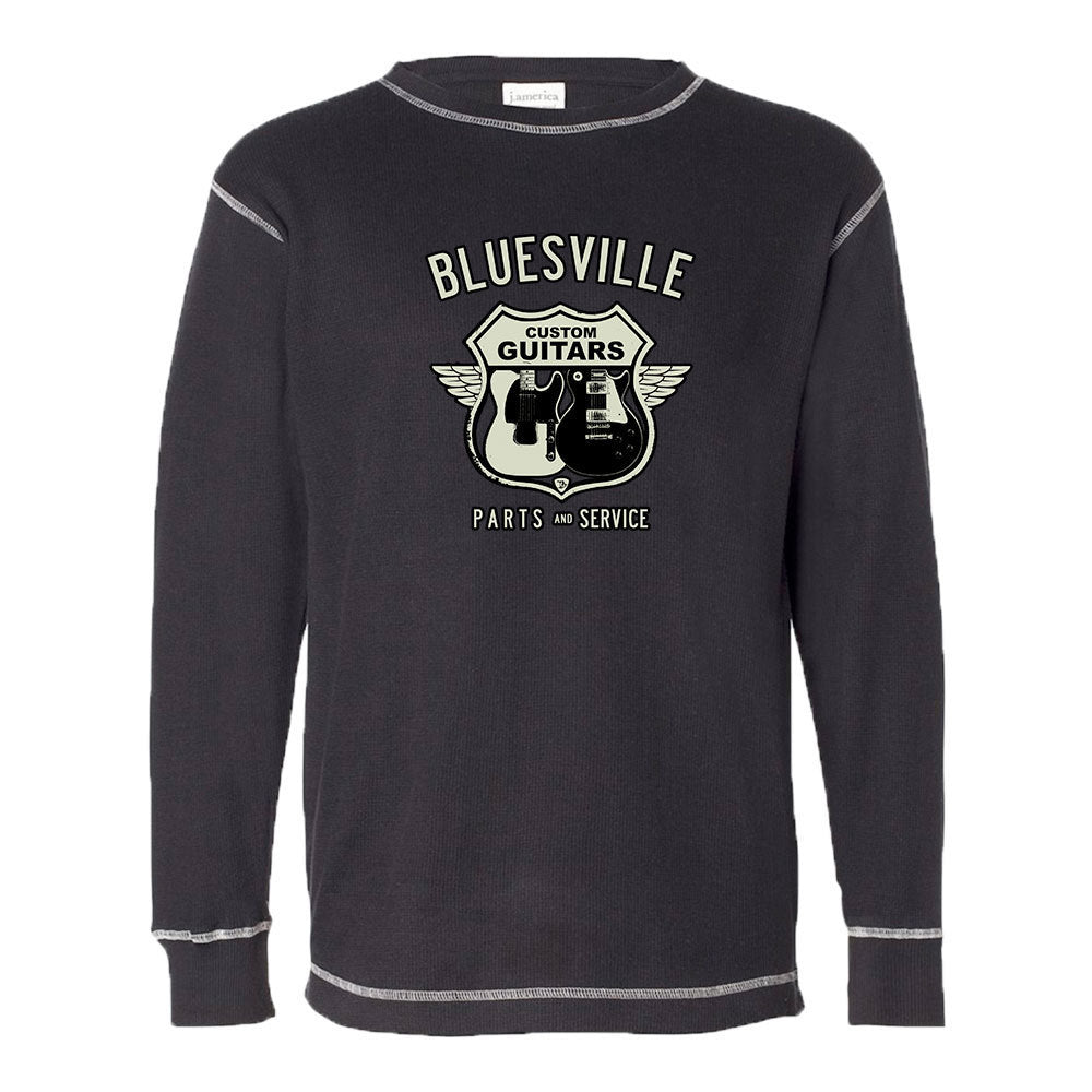 Bluesville Route Thermal (Unisex) - Black