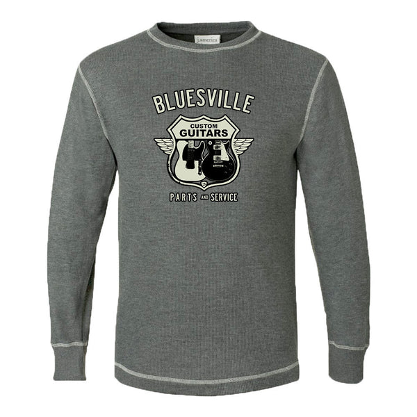 Bluesville Route Thermal (Unisex) - Charcoal