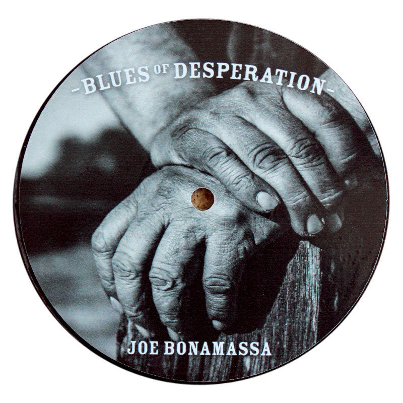 Blues of Desperation Coaster / Fridge Magnet